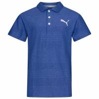 PUMA Pounce Aston Kids Golf Polo Shirt 576028-08