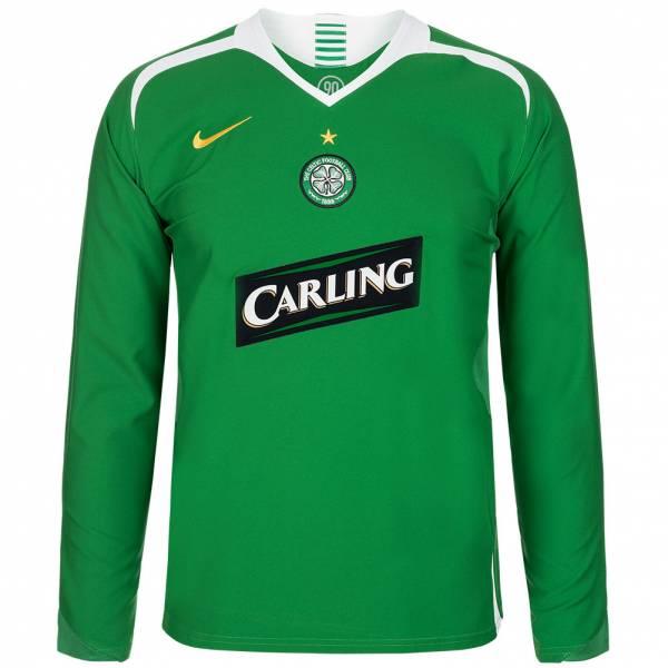 Celtic Glasgow FC Nike Kinder Langarm Trikot 471386-377