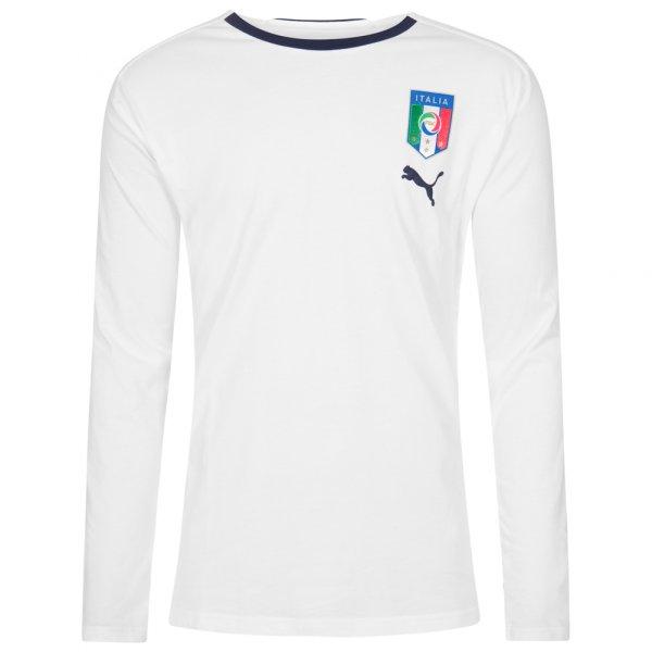 Italien PUMA Herren Langarm Shirt 733941-02
