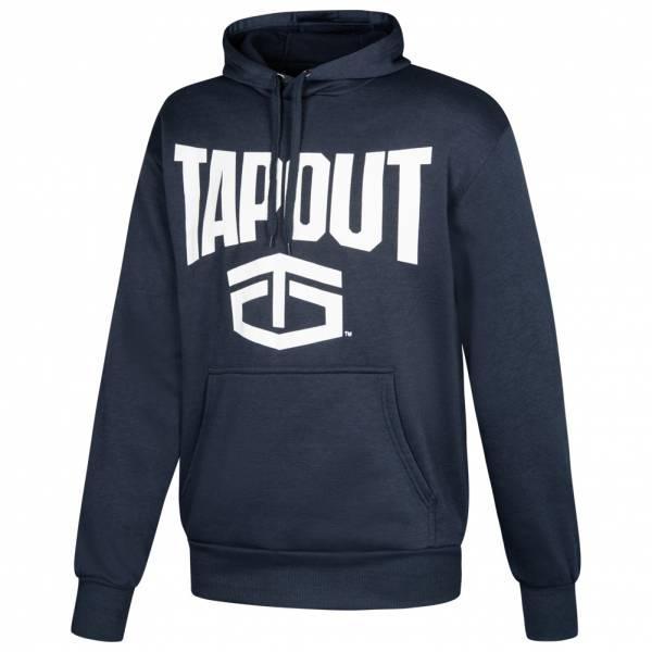 Tapout Classic Kapuzen Sweatshirt Hoody Navy