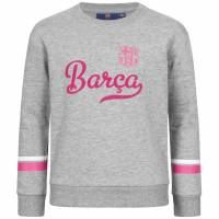 FC Barcelona Barca Mädchen Sweatshirt FCB-3-113