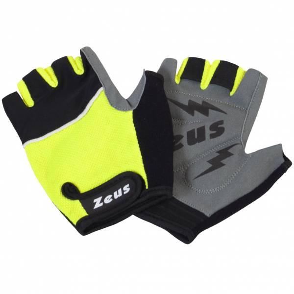 Zeus Fitness Gewichtheber Kurzfingerhandschuhe