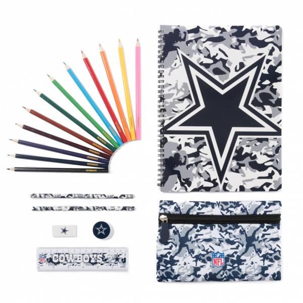 Dallas Cowboys NFL Ultimate Schreibwaren Set STNFLCMULTMDC