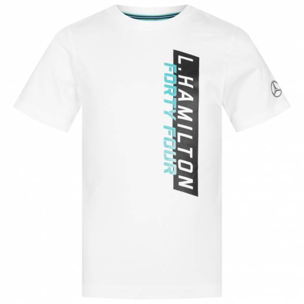 Mercedes AMG Petronas Lewis Hamilton Kinder Shirt 141191017-200
