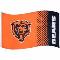 Chicago Bears NFL Fahne Fade Flag FLG53NFLFADECB