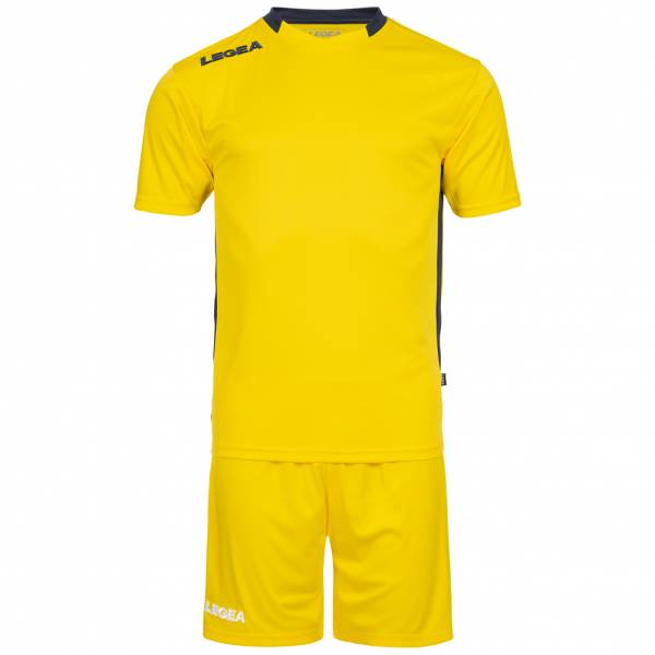 Legea Monaco Ensemble de foot Maillot avec Short M1133-0704