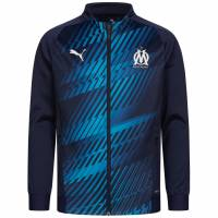Olympique Marseille PUMA Jungen Trainingsjacke 756818-04