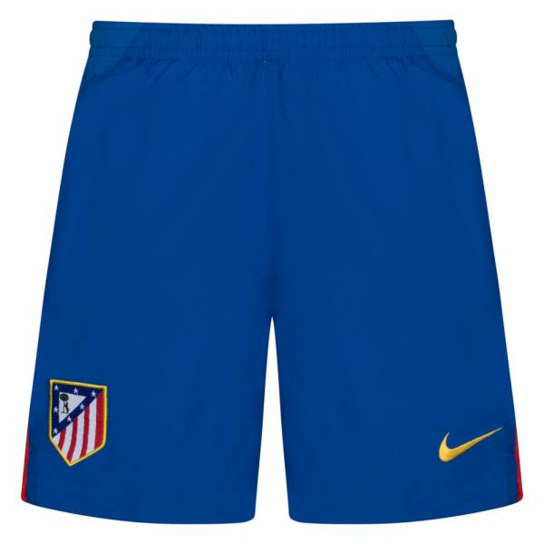 Atletico Madrid Nike Heim Kinder Shorts 496780-400