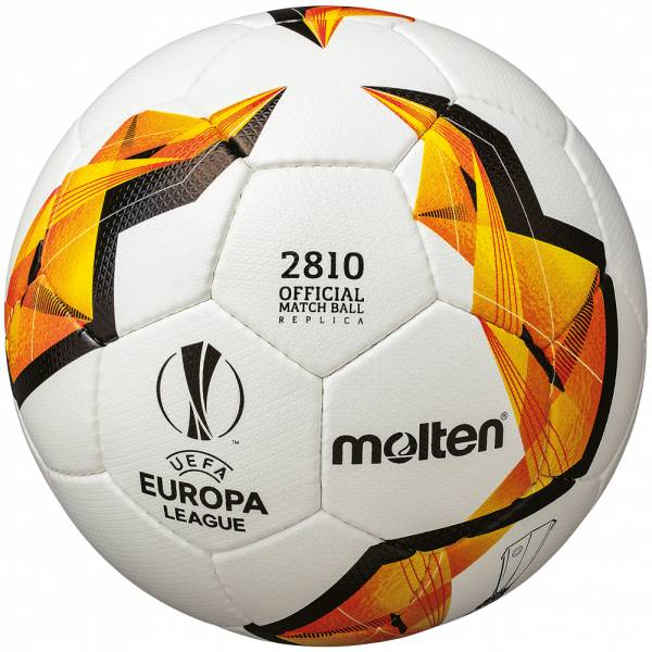 Molten Ballon d'entraînement Football UEFA Europa League F5U2810-K0