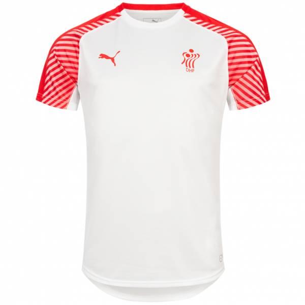 DHF Dänemark PUMA Herren Handball Trikot 750675-12