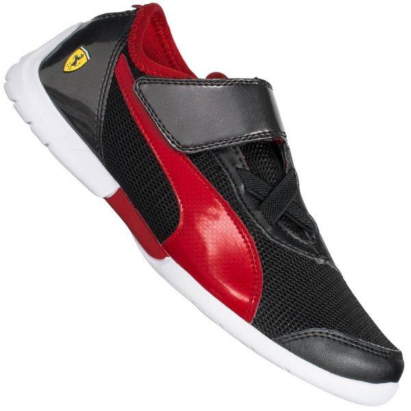 PUMA Future Cat Scuderia Ferrari EVO Kinder Schuhe 305162-10