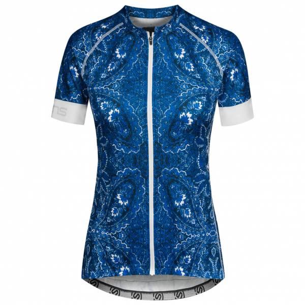 Skins Cycle Classic Full Zip Damen Radsport Trikot ZC40312042021