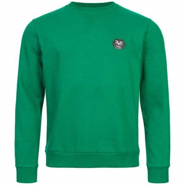 19V69 Versace 1969 Herren Sweatshirt VI20AI0010 grün