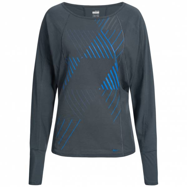 Nike Fit Dance Damen Langarm Trainings Top 280543-033