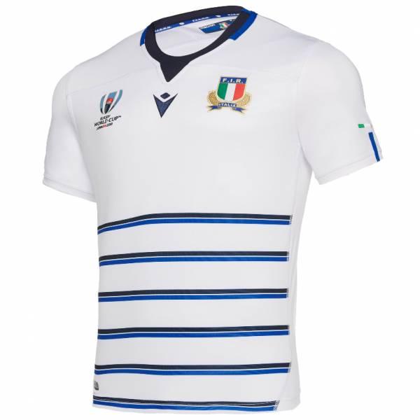Italien FIR macron Herren Auswärts Trikot 58017015