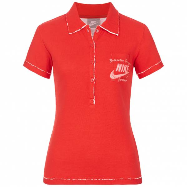 Nike Beaverton Damen Polo-Shirt 267115-611