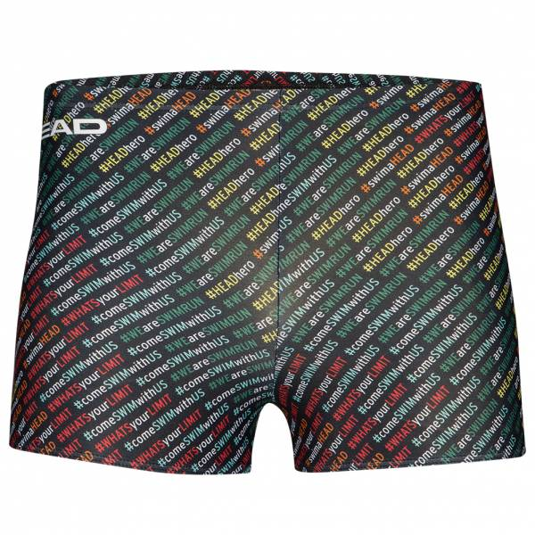 HEAD SWS Team Printed Jungen Boxer Badehose 452581-COL