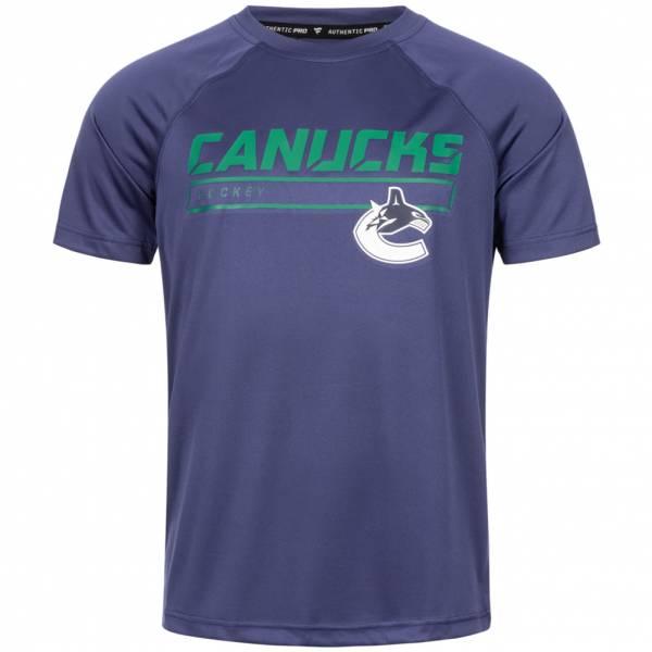 Vancouver Canucks Fanatics Rinkside Herren T-Shirt MA0884212GF9X8