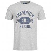 Champion Crew Neck Tee Herren T-Shirt grau