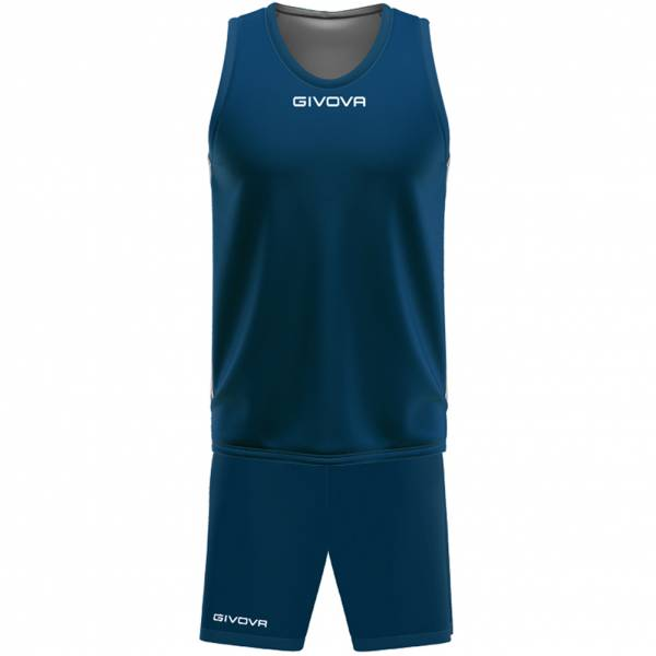 Givova Reversible Basketball Kit KITB03-0403