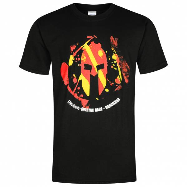 Reebok Spartan Race CrossFit BCN Tee Trainingsshirt AE8509