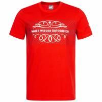Österreich PUMA Herren Fan T-Shirt 750555-01