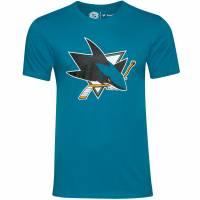 San Jose Sharks Fanatics NHL Herren Fan T-Shirt 1878MTEA1ADSJS