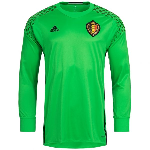 Belgien adidas Herren Torwart Trikot B93151