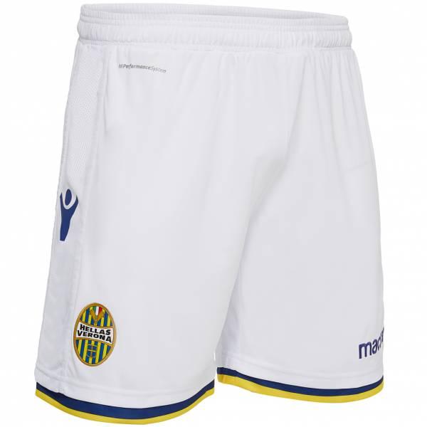 Hellas Verona macron Herren Heim Shorts 58029058