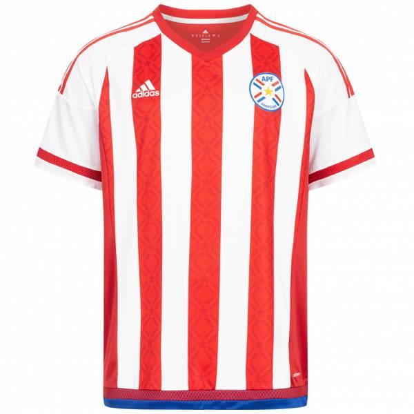 Paraguay adidas Heren Thuisshirt AP7838