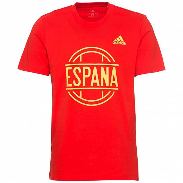 Spanien adidas Herren Fan T-Shirt FT6051