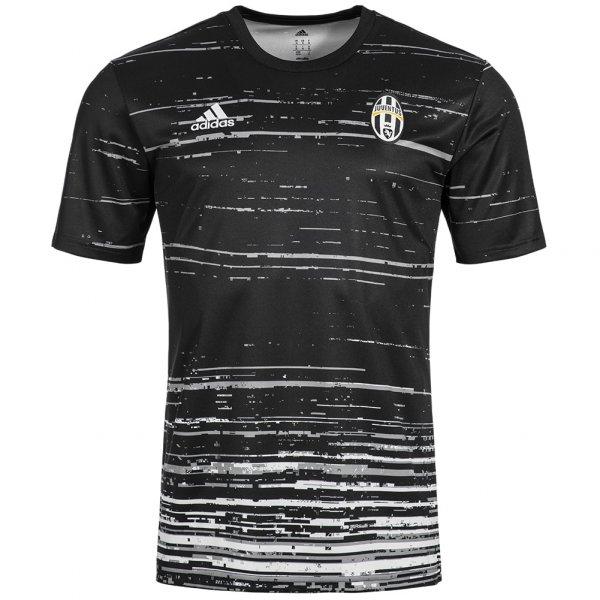 Juventus Turin adidas Herren Pre-Match Trikot AX7018