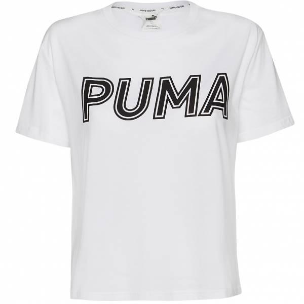 PUMA Modern Sports Logo Damen T-Shirt 582937-02