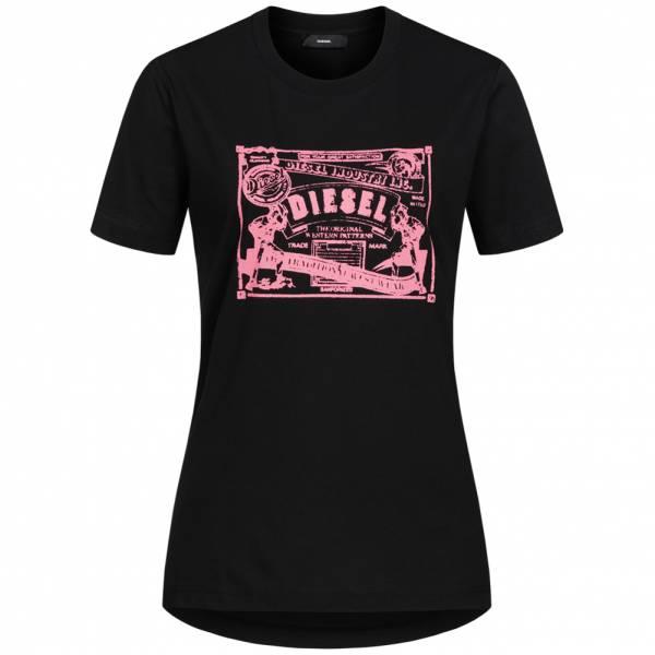 Diesel T-Sily-C3 Mujer Camiseta 00SYGX 0LAKY 900