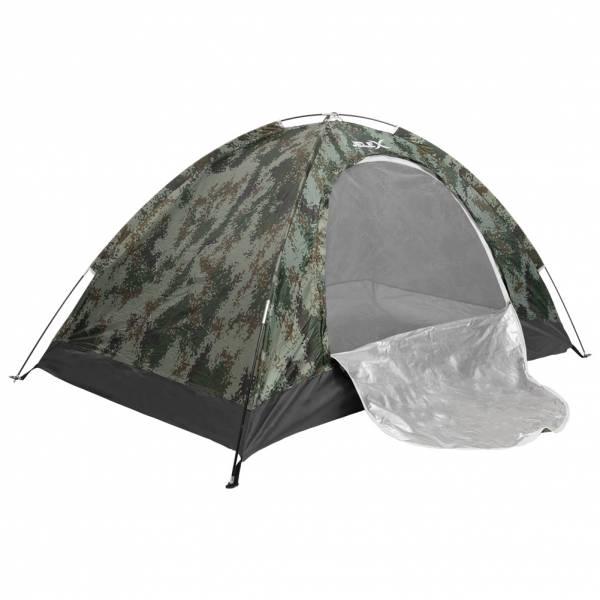 JELEX Outdoor Nature Easy Up 1-Personen-Camping-Zelt