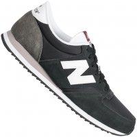 New Balance 420 Classic Unisex Sneaker schwarz/weiß