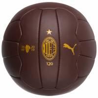 A.C. Milan PUMA Pallone da calcio retro 120esimo giubileo 083361-01