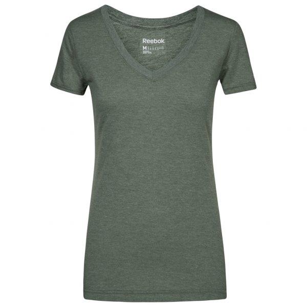 Reebok CrossFit Training V-Neck Damen Fitness T-Shirt B84712
