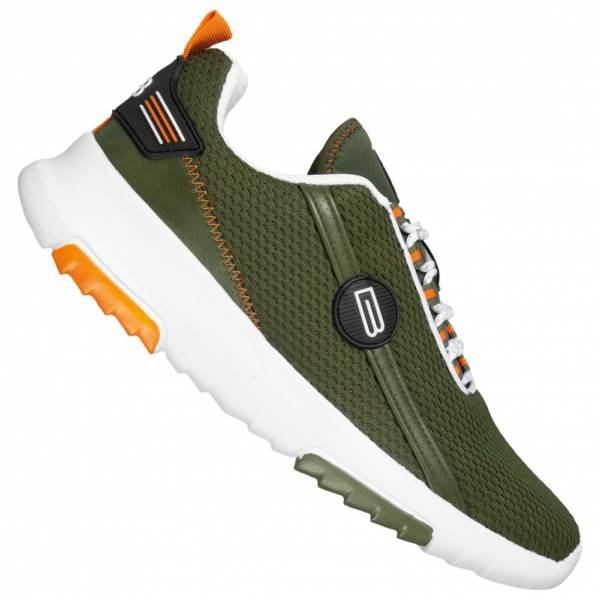 BASILE Birch Olive Herren Sneaker BSS91514803