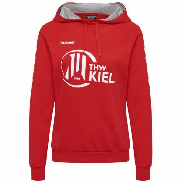 THW Kiel hummel Women Hoody 207675-3062