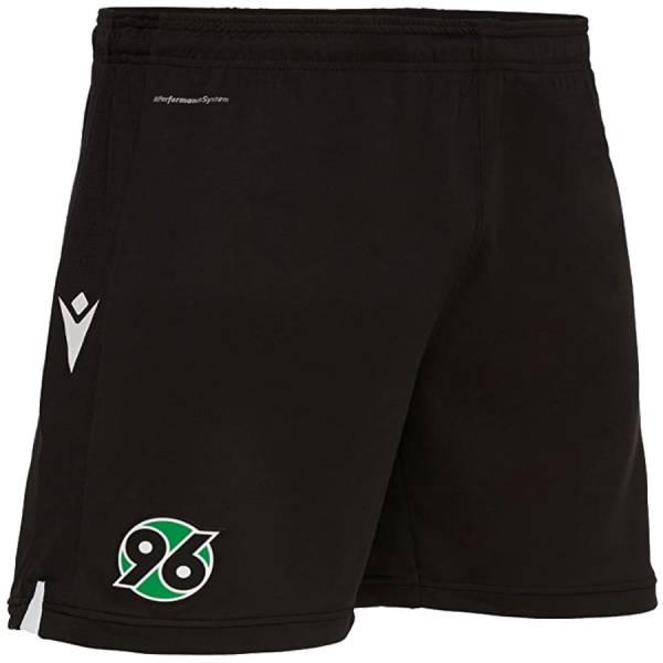Hannover 96 macron Authentic Herren Heim Shorts 58014375