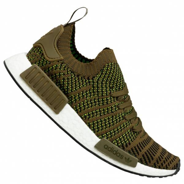 adidas Originals NMD_R1 STLT Primeknit Boost Sneaker CQ2389
