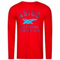 ASICS Large Logo Herren Longsleeve Shirt 123088-6004