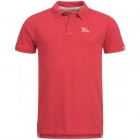 Tokyo Laundry Penn State Herren Polo-Shirt 1X8907AR Tokyo Red Marl