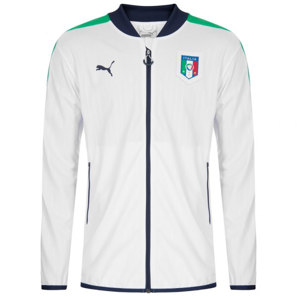 Italien PUMA Herren Trainings Track Top Jacke 748849-03