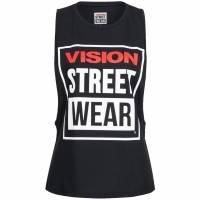 Vision Street Wear vest met ronde hals Dames RWIV0015