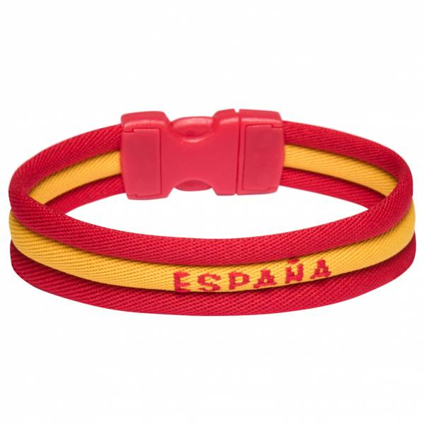 Drapeau adidas Espagne Bracelet Fan Bracelet F49843