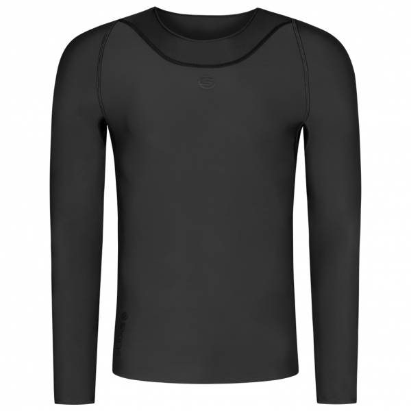 Skins RY400 Top Long Sleeve Herren Kompressions Shirt B43039005