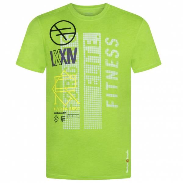 Reebok CrossFit Burnout Herren Fitness T-Shirt B86645