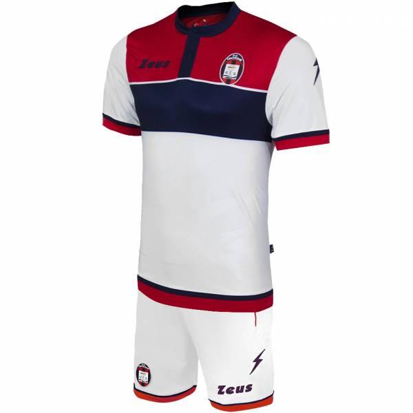 FC Crotone Zeus Herren Auswärts Trikot Set